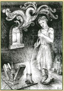 История появления стекла (часть 1).