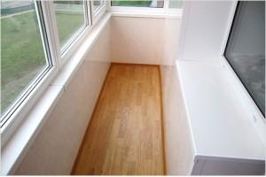 Как правильно выполнить ремонт балкона