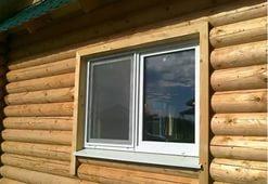 Окна для сауны и русской бани