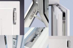 Важность фурнитуры для функционала ПВХ-окна