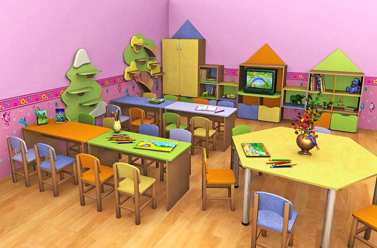 Важность приобретения качественной мебели для детского сада .
